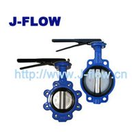 Ductile Iron Body PN16 Butterfly Valve thumbnail image