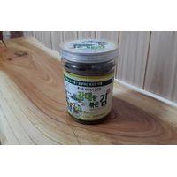 SEASONED LAVER (Cut Gim) Gam-Tae-Rang seaweed flakes
