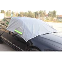 Polyester Fabric snow protection UV proof Snow Car cover
