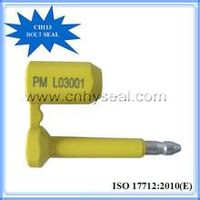 CH113  high security tamper proof bolt seal
