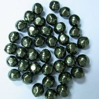 Faux glass baroque pearl beads for jewelry thumbnail image