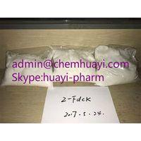 2f-dck 2-fdck 2-fluorodeschloroketamine Skype:huayi-pharm