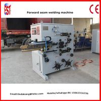 Galvanized sheet seam welding machine