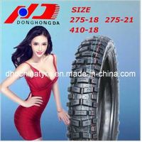 DOT Certificate Best Quality 410-18 off-Road Motor Tyre thumbnail image