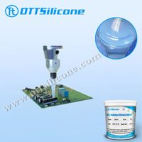 LED Silicone of Electronic Potting Silicone Rubber
