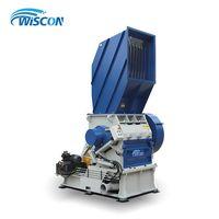 plastic films pipes bottles sprues granulator machine | wiscon