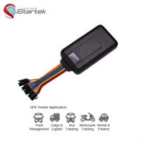 Mini GPS SMS GSM vt206 car motor bike real time tracking device system for alarm anti-theft