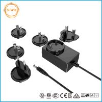 New product 24w ac dc power adapter wall mount type