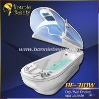 Hydro massage bathtub OZONE SAUNA Infrared spa capsule thumbnail image
