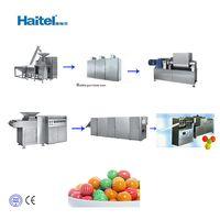 New product ball bubble gum making machine