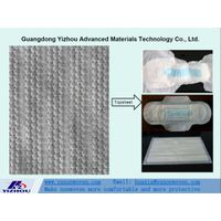 hydrophilic perforated pp spunbond nonwoven fabric for topsheet of hygiene