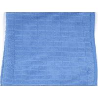 Blue Grids Hotel & Spa Home Face Ultrafine Towel