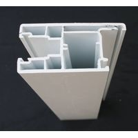 Elegant apparance pvc extruded profile for window