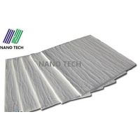 Aerogel blanket for oil exploration pipe insulation