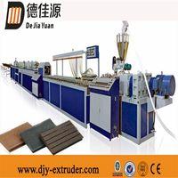 Plastic PVC WPC plate/profile extrusion line
