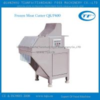 high capacity frozen meat cutter thumbnail image