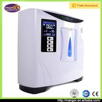 High Technology With Anion 6L Flow 90% Oxygen Purity PSA Home Use Mini Portable Oxygen Concentrator