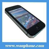 A3 google Android 2.1 smart phone with WIFI GPS thumbnail image