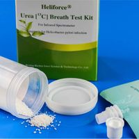 13c urea breath test kit for hp