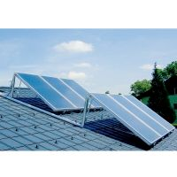 Split Compact Flat Plate Domestic Solar Water Heater System thumbnail image