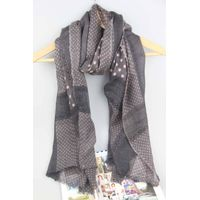Professional General China Sourcing Agent Shawl / Viscose Scarf Size 70×180cm