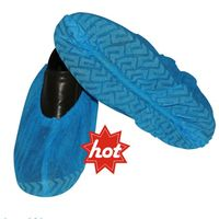 disposable laminated shoe cover