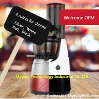 Hot Selling Kitchen Juice Exactor Multifunction Slow juicer With Wholesale Price thumbnail image