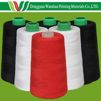 Low Shrinkage Abrasion-Resistant Colorful sewing thread in Dongguan