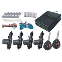 universal car  central locking system with remote control