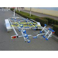 7.3m heavy-duty Boat trailer