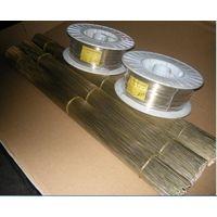 Brass welding wire & rod.