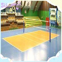 Muti-Purpose PVC Vinyl Flooring/Badminton Floor