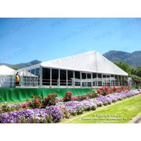 500 People Wedding Tent with Glass Wall for Sale
