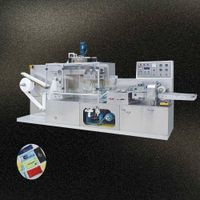 Wet Tissue Production Line for Single Pieces of Wet Tissue