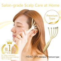 Head Spa Head Line Premium Type Head Massager Relax At Home Made in Japan
