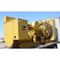 #4205 Caterpillar 3512 Industrial Generator Set thumbnail image