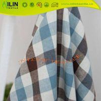 Most popular fabric textile yarn dyed check cotton fabric thumbnail image
