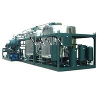 JZS Engine oil recycling machine,vacuum oil filtration thumbnail image