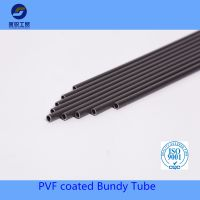 double wall pvf coated bundy tube for auto brake system