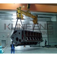 Belt-type load turning option for large workpiece customized for you