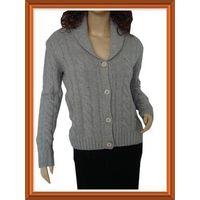 argyle cashmere sweater thumbnail image