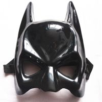 Halloween Batman Resin Mask Hero Half Face Masquerade Party Masks