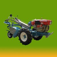 Farm Walking Two Wheel Tractor-Power Tiller (Super-12)