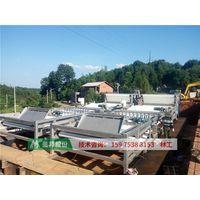 coal mine tailing sludge dewatering machine