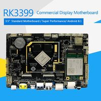 DJ-3399K Six-Core Commercial Display Smart Android 8.1 System Board thumbnail image