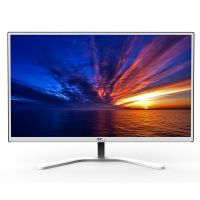 TCL 21.5'' white fashion computer monitor lcd display