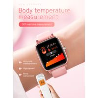 Google fit Smart Watch Blood Pressure Heart Rate Monitoring Sport SmartWatch thumbnail image