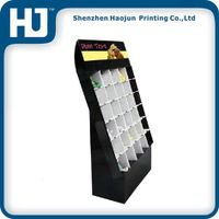 Promotion hot sales paper display racks