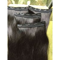 Clip-in hair extension thumbnail image