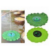 solar garden fountains